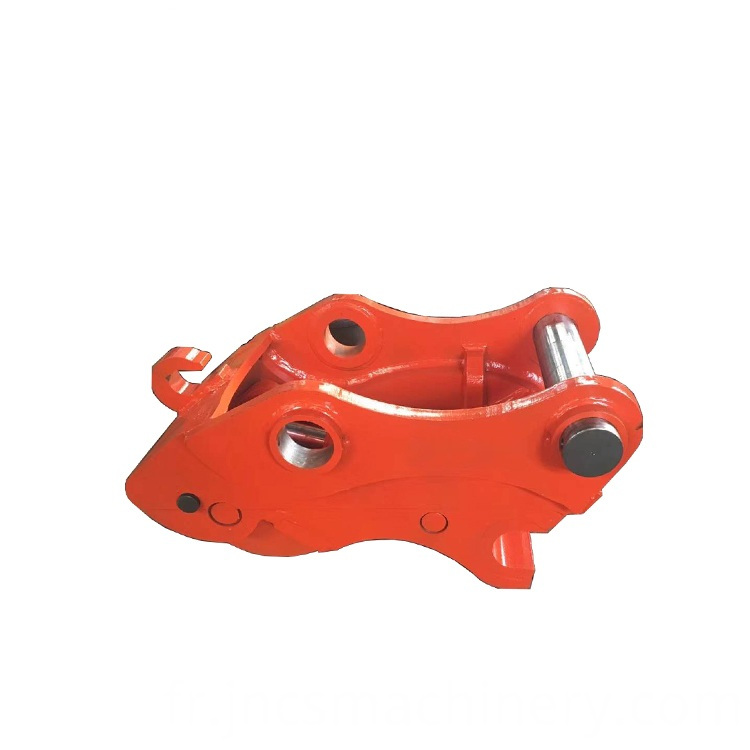 Excavator Quick Hitch Coupler Connect Bucket Attachment
