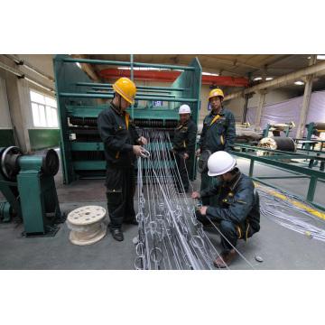 Cinta transportadora de acero ST1400 DIN22131