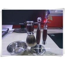 Badger Hair Shaving Brush Set For Sell