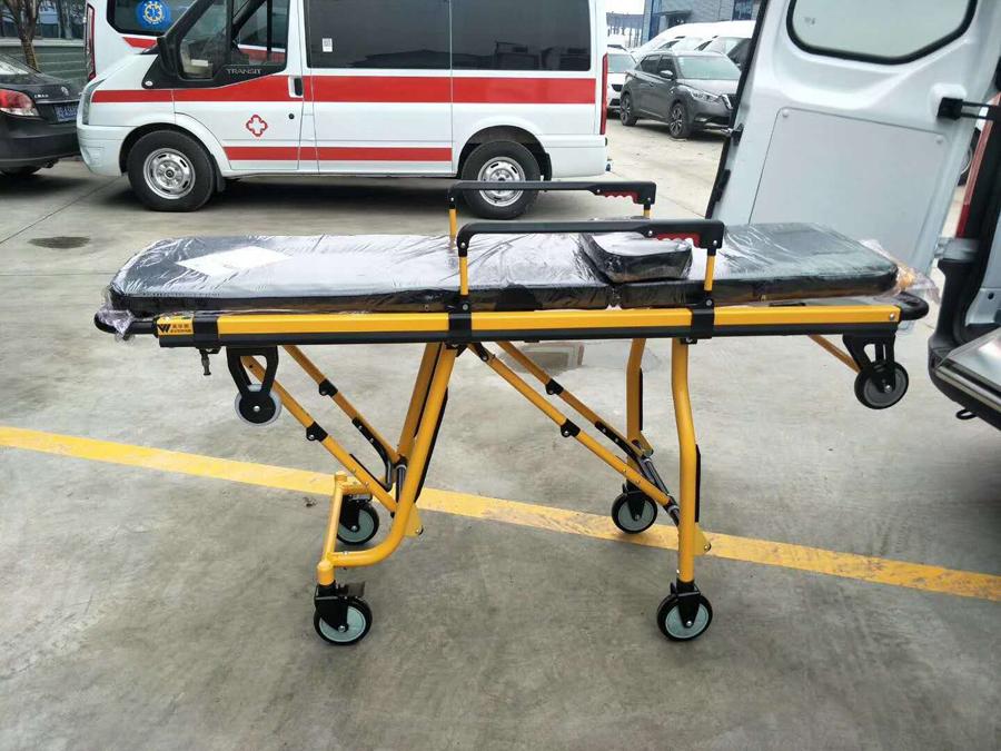 ford monitoring ambulance equipments