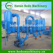 2014 a máquina profissional mais pequena do secador da serragem (linha de produção dos briquetes de madeira) 008613253417552