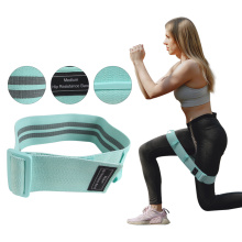 Fabric Glute Thigh Cotton Bands for Yoga Workout