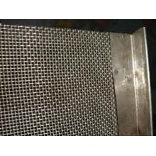Steel Wedge Wire Screen Filter