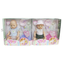906013147 girl's toy,cute doll for baby, 17 inch doll