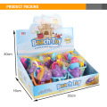 12 bags / Box For Kids Plastic Small Beach Buckets