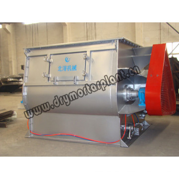 Mini Cement Mixer for Dry Mortar Plant, Paddle Mixer
