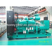 800kVA 640kW Silent Generator Réservoir de carburant diesel 1200L