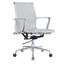 Chinesische Büromöbel Hotel Leder Metall Manager Stuhl (B219)