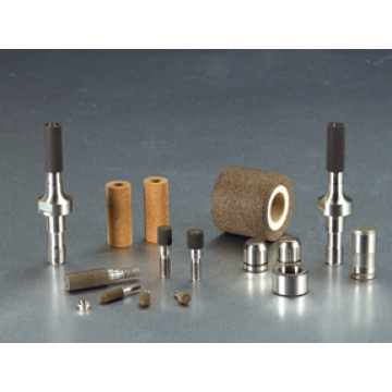 Points CBN et roues abrasives superabrasives
