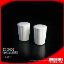 nuevos productos de china para venta porcelana cerámica sal y pimentero