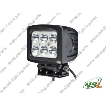 5 Inch 6PCS*10W CREE 60W LED off Road Fog Light Waterproof High Power for Truck