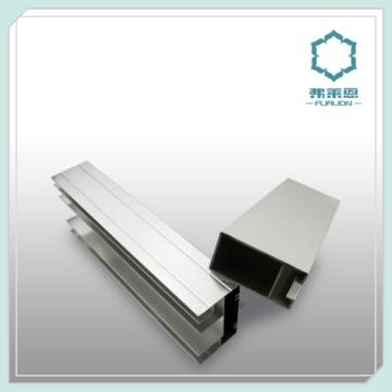 Série 6000 6063 6061 6063A T5 T6 extrusão quadro janela perfil de alumínio para a construção