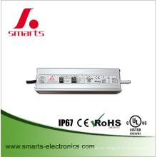 Transformador do diodo emissor de luz de 1050ma 60w para a luz de inundação conduzida / lâmpada conduzida
