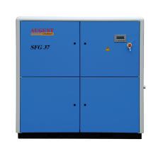 Compresor de tornillo refrigerado por aire estacionario de agosto de 37kw / 50HP