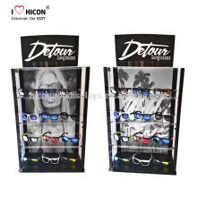 Freies Design, um Ihren Einzelhandel zu erfüllen Optical Frame Shop Einzelhandel Schnapsglas Displays Schränke