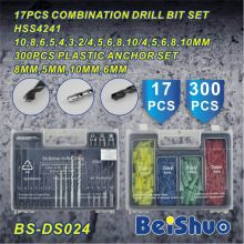 Customized Cheapest SDS Combination Drill Bit Set