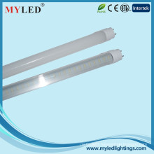 Ra 80 Low Price 180 degree smd t8 led tube light, led plastic tube, aluminum led tube