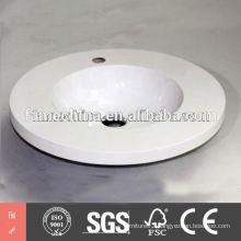2014 New resin bathroom basins