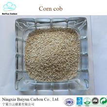 farine d'épi de maïs pour le polissage bijou gran cob cobule