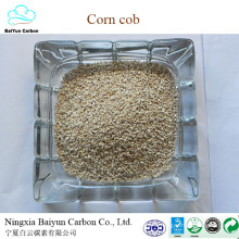 corn cob meal for polishing jewel corn cob granule