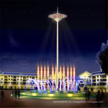 18 Meter im Freien Plaza High Mast Lights