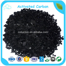 Water Treatment Granular 1-2mm Iodine Value 450-1000 Coconut Shell Activated Carbon Price Per Ton