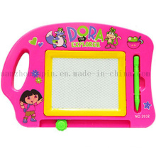Custom Hot Sale Baby Magnetic Wordpad Drawing Board Toy