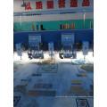 912 + 12 (plano + lentejuelas simples + arrollamiento simple + chenille) Máquina del bordado