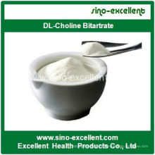 Bitartrate Dl-Choline de haute qualité CAS 14307-43-8