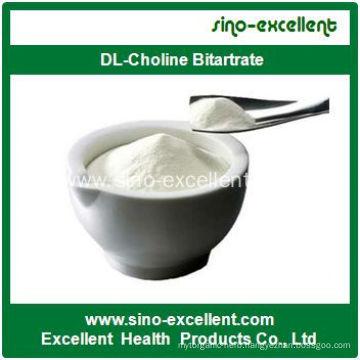 High Quality Dl-Choline Bitartrate CAS 14307-43-8