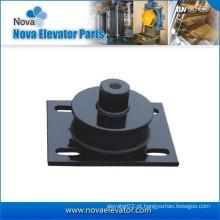 Almofada anti-vibração para máquina de tração de elevador