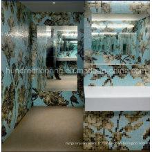 Bisazza Mosaic Pattern Tile pour décoration murale (HMP730)