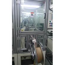Chaîne de montage automatique de porte-balais
