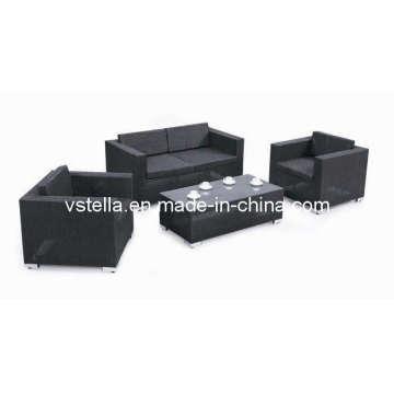 River Cottage Garden Textilene Furniture with Black