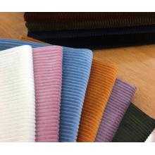 100% coton large 4,5 tissu de velours côtelé du Pays de Galles 12 * 16/64 * 128