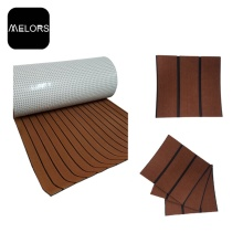 Melors Decking Sheet Bodenbelag aus Teak