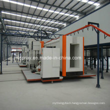Environment-Friendly Powder Coating Line