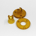 Ultem plastic machining parts