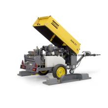Atlas Copco Xas 67 Dd Mini Diesel Compressor