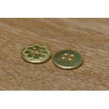 Botón de oro / pistola de metal / botón de tachuela metálico para Jeans