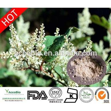 100% натуральный чистый Ресвератрол 98%, Транс-Ресвератрол,Polydatin,Piceid с сертификатом GMP
