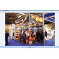 portable truss trade show booths for China exhibition booth design