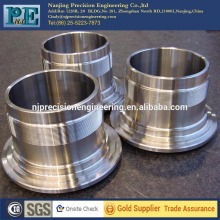 High Precision stainless steel large shaft bushing