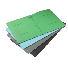 Custom logo eco friendly plank de yoga matts knee pad