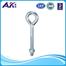 Zinc Plated Eye Bolt with Hex Nut