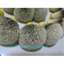 Extra 22/65mm Silvertip Badger Hair Knot