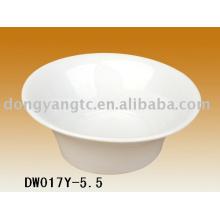 cuenco chino de porcelana