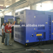 Gerador a diesel 600 kva