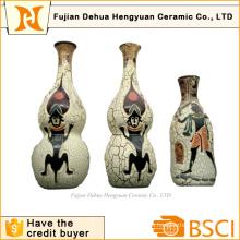 Exotische Aroma & Indische Stil Keramik Vase für Dekoration