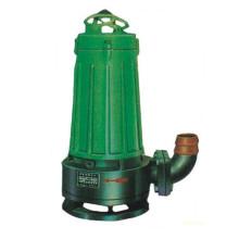 Cortar la bomba de drenaje de suciedad de aguas residuales con cortador